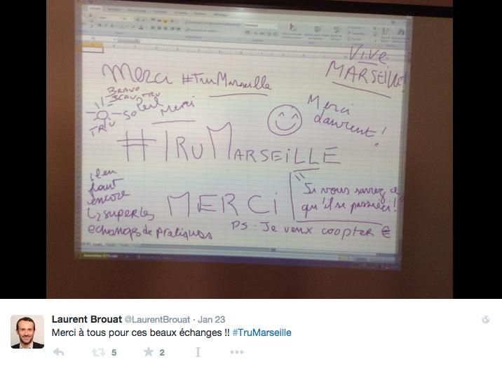 #TruMarseille conference recrutement