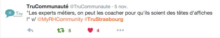#TruStrasbourg marque employeur