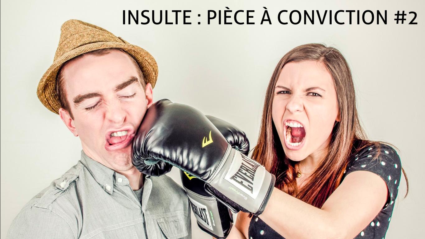 Insulte-seconde