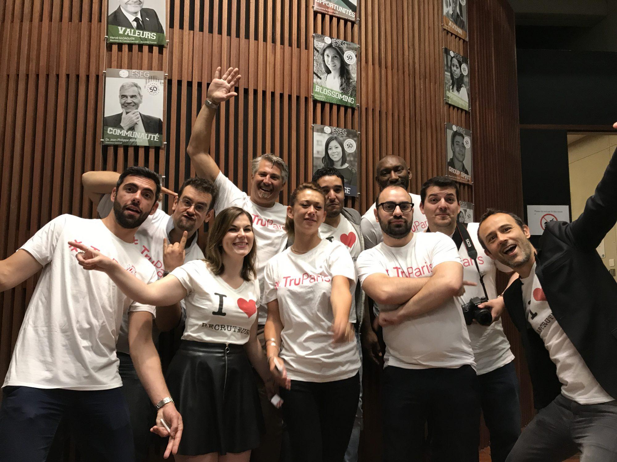 equipe truparis 2017